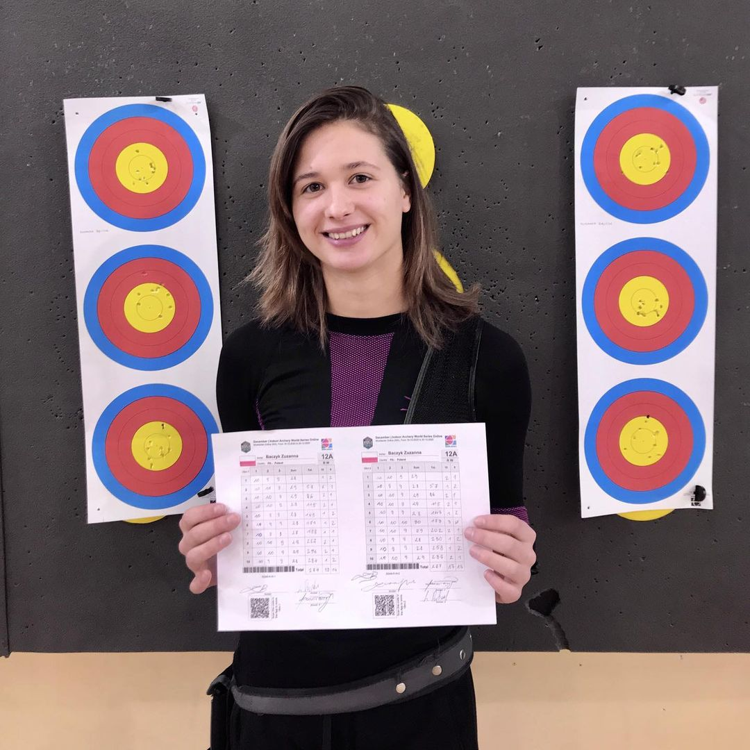 December Indoor Archery World Series Online went pretty well!
