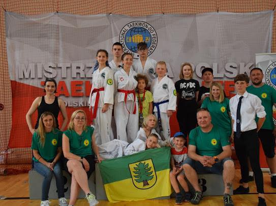 Podopieczni na Mistrzostwach Polski
