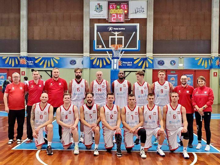 3 dzień Mistrzostw Europy Głuchych w koszykówce